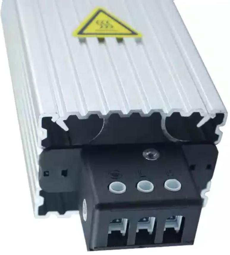 Подключение полупроводникового PTC-45 нагревателя