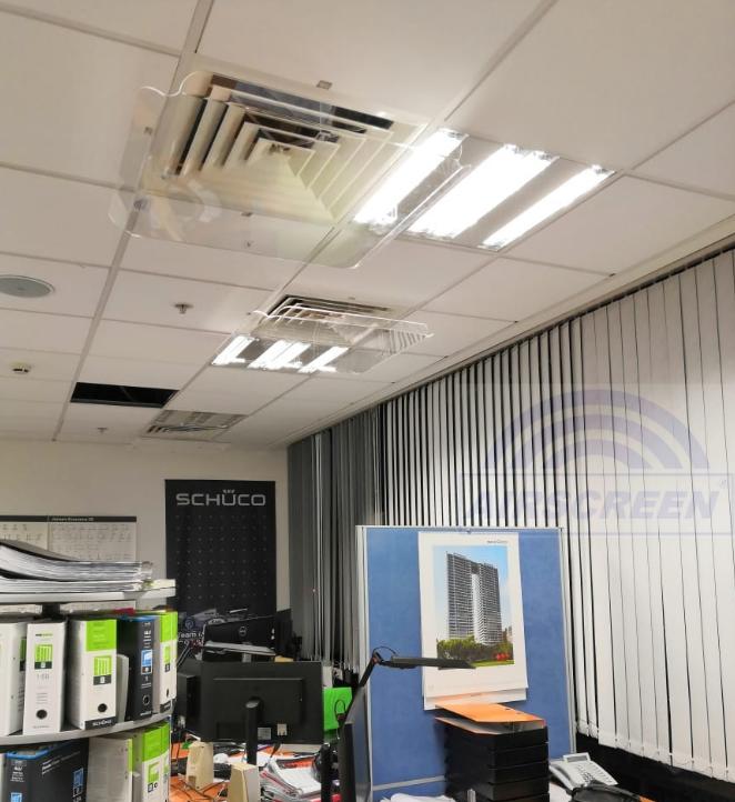 экран для вентиляционной решетки