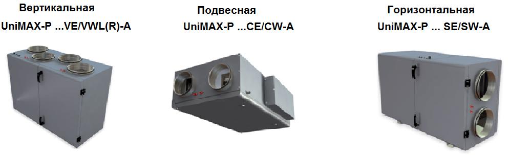 Компактные установки Unimax