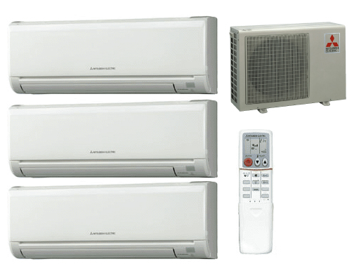 мульти сплит Mitsubishi Electric