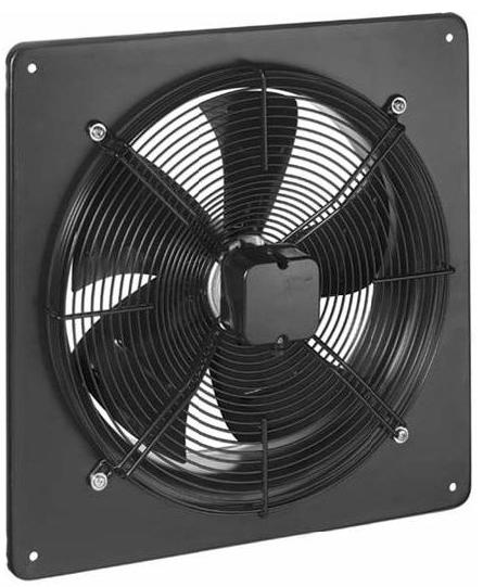 Накладной осевой вентилятор