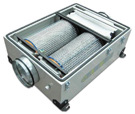 Фотокаталитический фильтр для приточной установки VentMachine