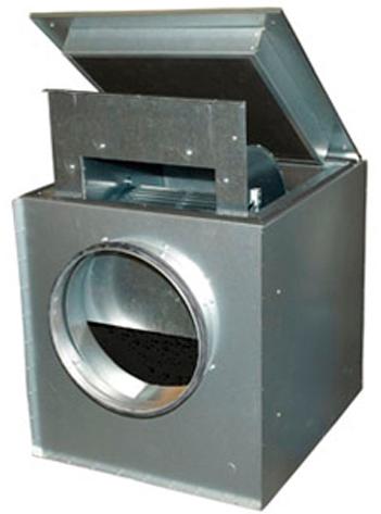 шумоизолированный вентилятор